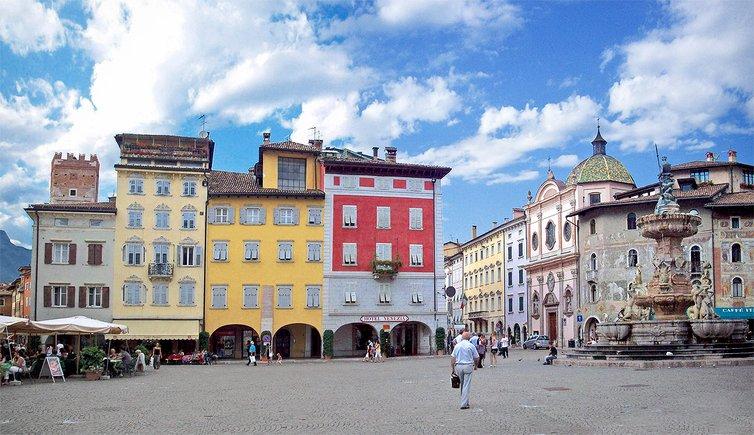 Vista di Trento